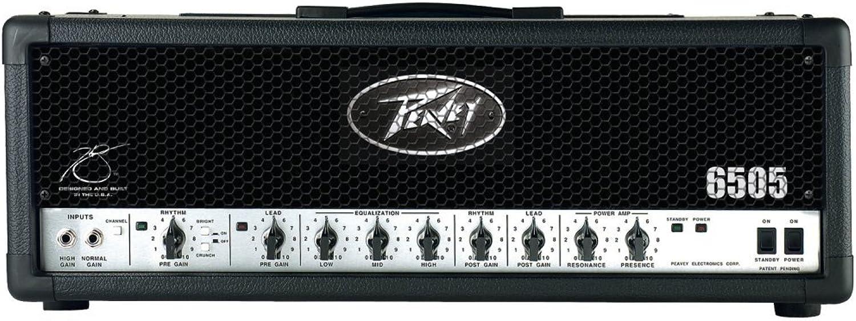 alta calidad Peavey Peavey Peavey 6505 Cabezal de Guitarra de 120 Vatios  Centro comercial profesional integrado en línea.