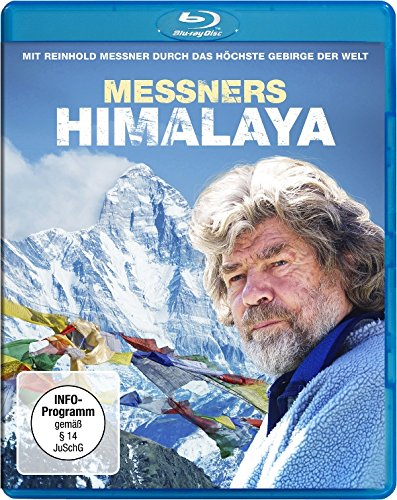 Messners Himalaya (Blu-ray)