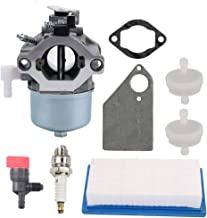 Coolwind 690119 694526 Carburetor with 691643 Air Filter Tune Up Kit fit Briggs & Stratton 690115 690111 19G412 19E412 192432 192402 192412 Engine