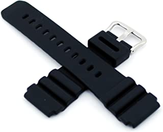 Casio #10406454 Genuine Factory Replacement Band for Marine Gear Model: AMW320 or Seiko Diver
