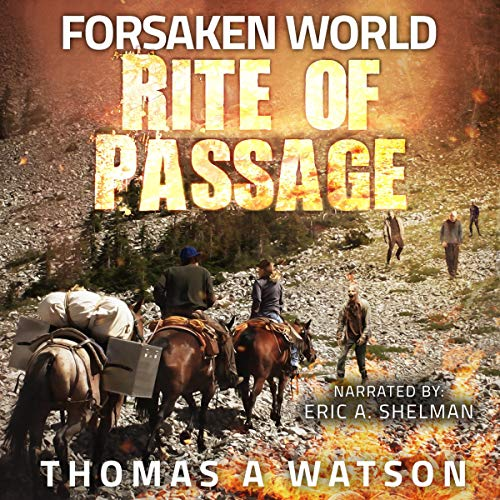 Rite of Passage Audiobook By Thomas A Watson cover art