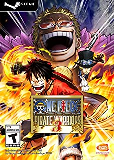 One Piece Pirate Warriors 3 [Online Game Code]