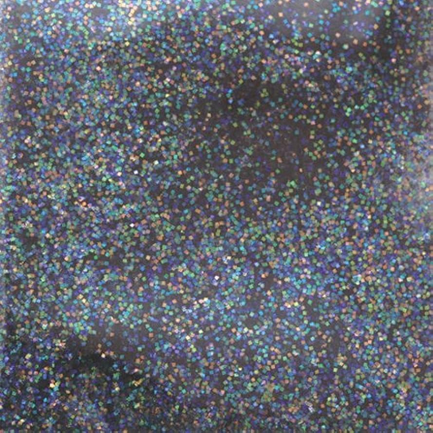 強大な昇るアヒルピカエース ネイル用パウダー ピカエース ラメカラーレインボー S #412 ブラック 0.7g アート材