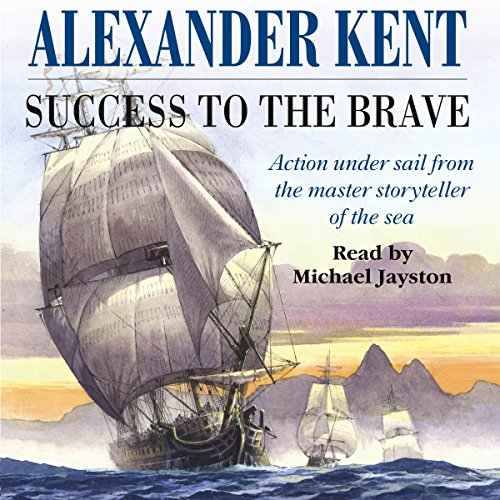 Success to the Brave audiobook cover art
