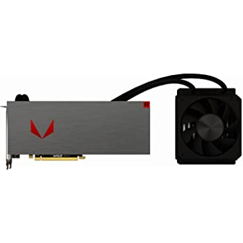 Amazon Com Xfx Radeon Liquid Cooled Rx Vega 64 8gb Hbm2 3xdp Hdmi Graphic Cards Rx Vegmxwfxw Computers Accessories
