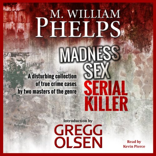 Madness, Sex, Serial Killer audiobook cover art