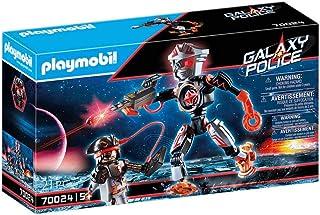 Pirata Galactico Robo, Sunny, Playmobil Polícia Galática, Colorido