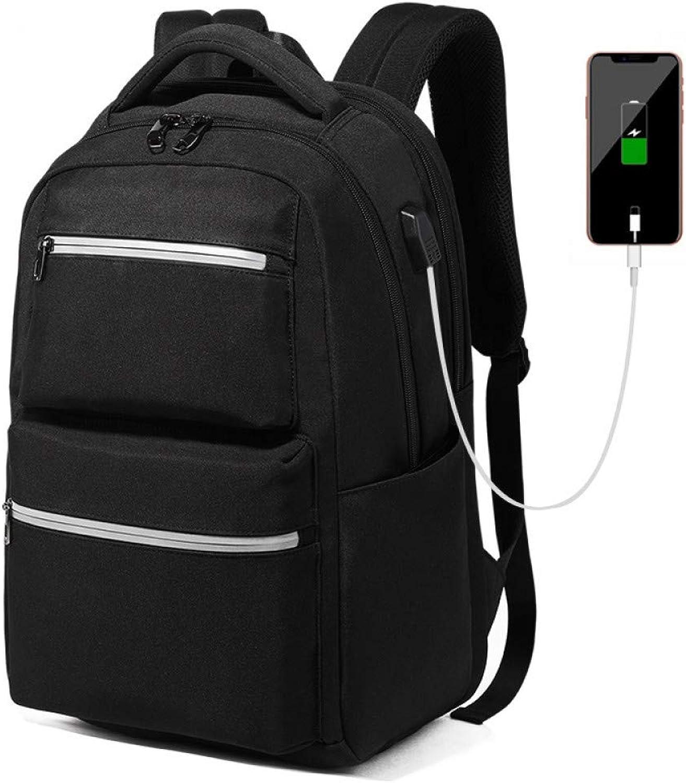 LFGCL Neue Herrenmode Rucksack mnner multifunktions Casual Computer Tasche einfache Student USB Wasserdichte Rucksack für mnner