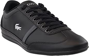 Lacoste Mens Misano Sport Leather Ortholite Casual Shoes