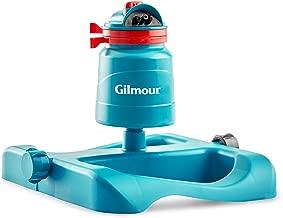 Gilmour 820133-1001 Turbine Rotor Sprinkler with Sled Base 200SPB, Turquoise