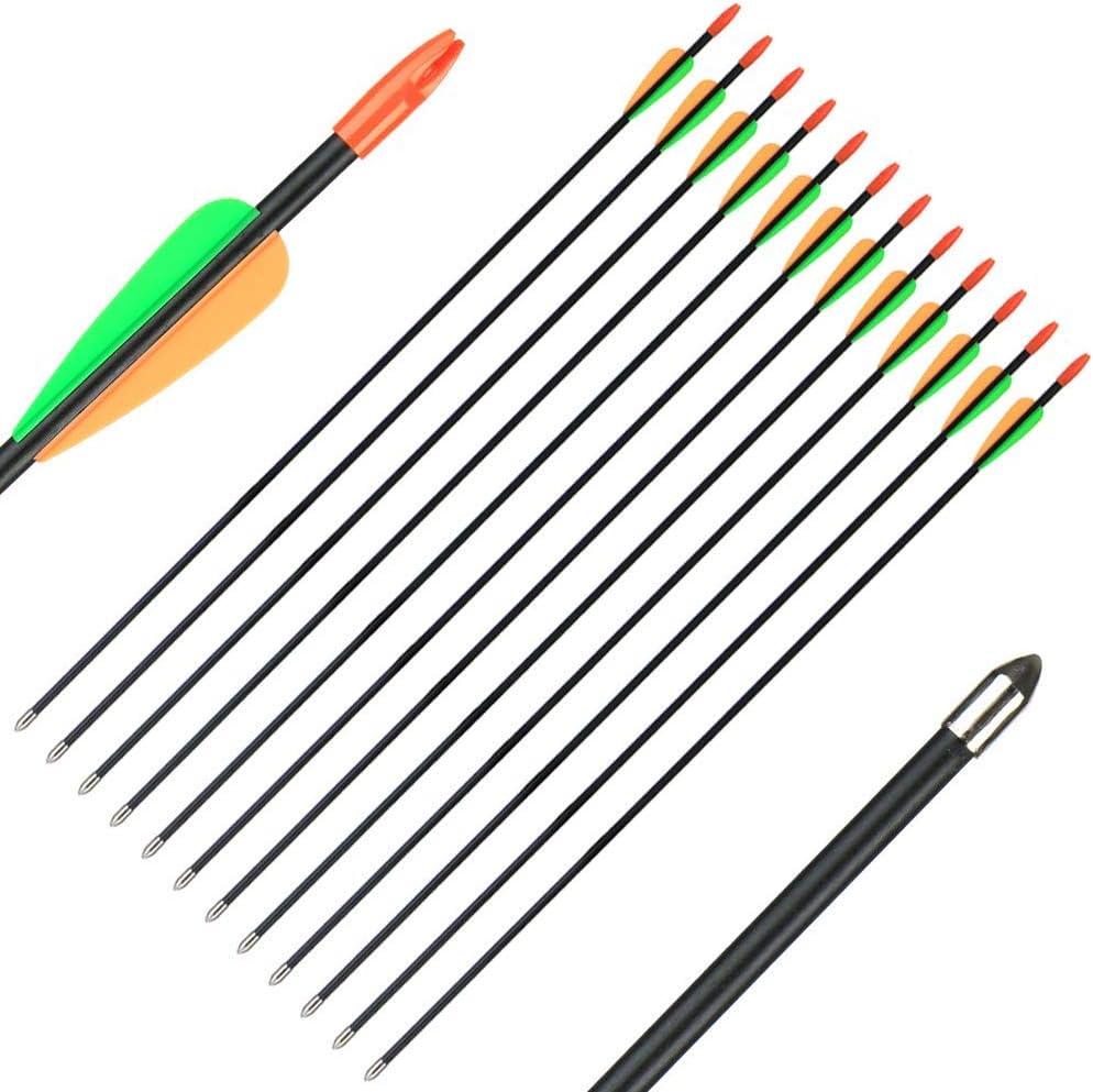 Huntingdoor 28inch overseas 26inch Archery Targeting Sales Arrows Youth