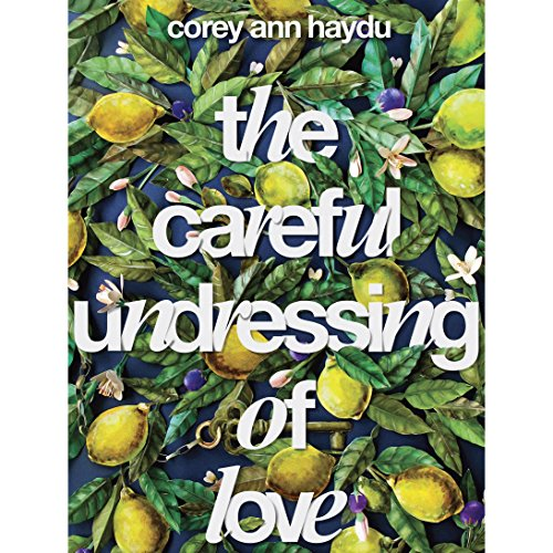 The Careful Undressing of Love audiobook cover art