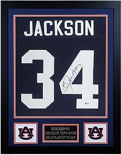 size 40 6a7ba 79fd1 Amazon.com: Bo Jackson - Jerseys / Sports: Collectibles ...