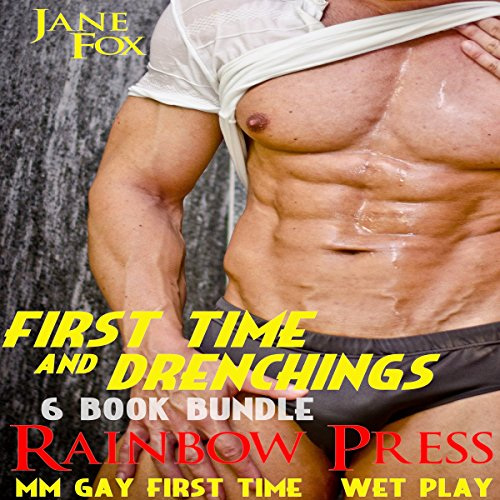 First Time & Drenchings audiobook cover art
