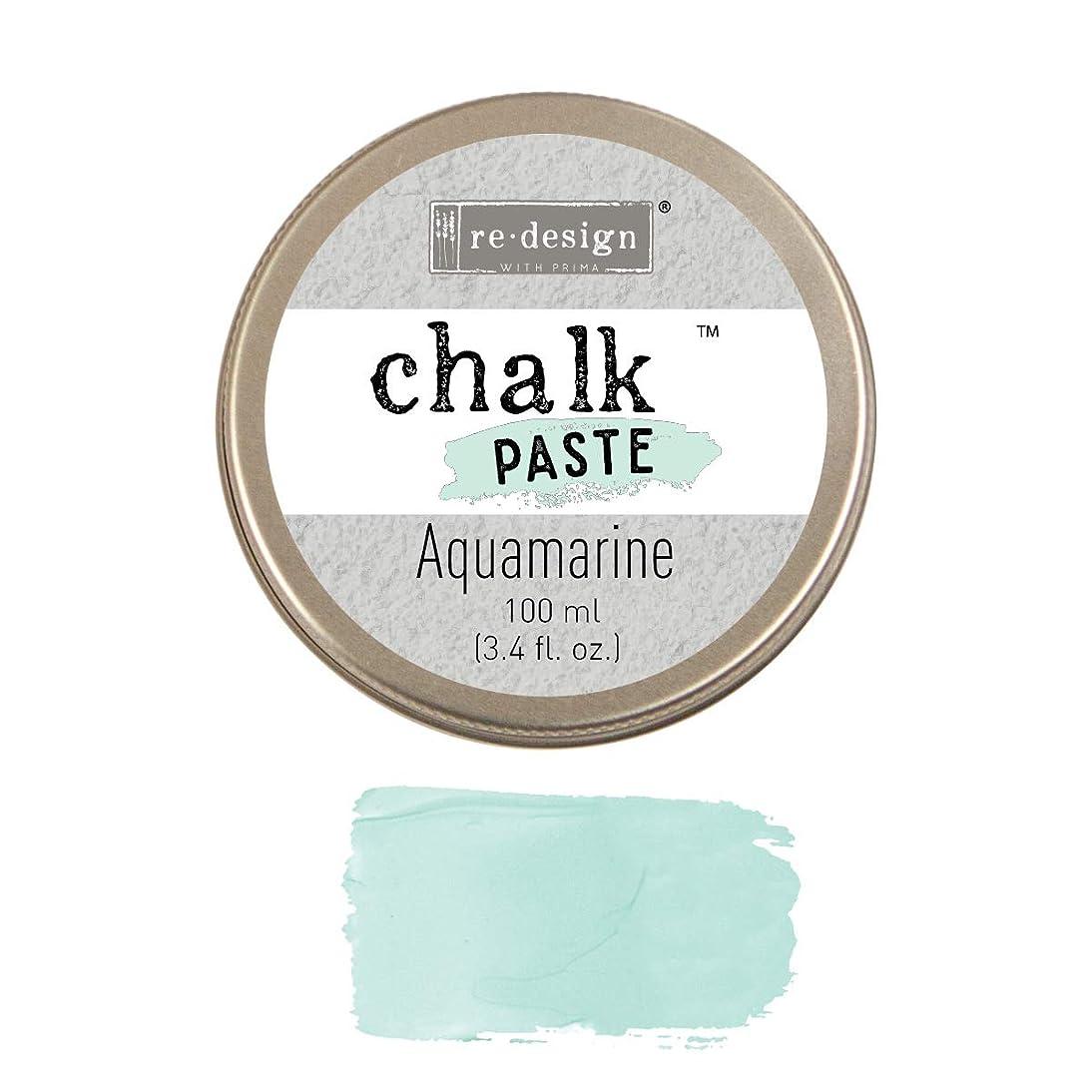 Prima Marketing Inc. 635220 Redesign Chalk Paste, Aquamarine