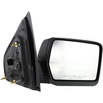 Passengers Power Side View Mirror w//Reflector Pedestal Type 11-14 Ford F-150 Pickup Truck BL3Z17682HAPTM