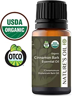 organic cinnamon bark essential oil