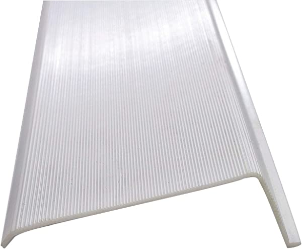 18 Inch Lens Diffuser Under Cabinet Replacement Cover White Ribbed Please Check The Size Is Correct Before Ordering Width 2 13 16 X Height 1 X Length 18