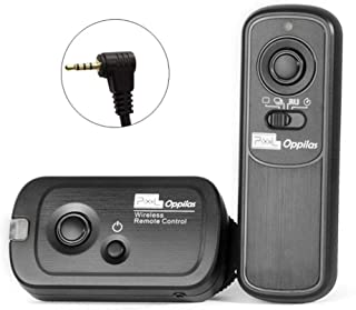 Pixel 2.4g Digital Wireless Shutter Release Remote Control L1 for Panasonic G1, GH1, GH2, FZ50, FZ1000 and Leica Cameras, ...