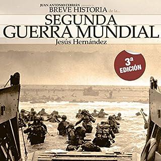 Breve historia de la Segunda Guerra Mundial cover art