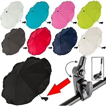 Nombreux coloris au choix Fabrication europ/éenne Ombrelle universelle pour poussette