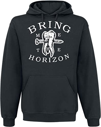 Bbague Me The Horizon Bloodlust Sweat à Capuche Noir