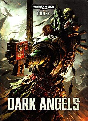 Games Workshop Dark Angels Codex (Deutsch) Hardcover 7th Warhammer 40.000