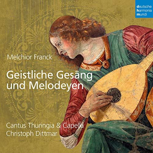 Franck: Geistliche Gesänge und Melodeyen