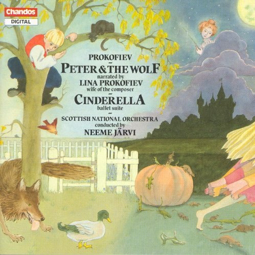 Prokofiev: Peter and the Wolf / Cinderella (Excerpts)