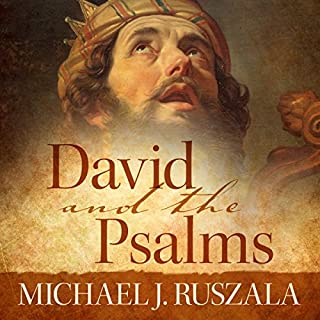 David and the Psalms audiobook cover art