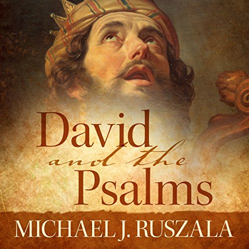 David and the Psalms cover art