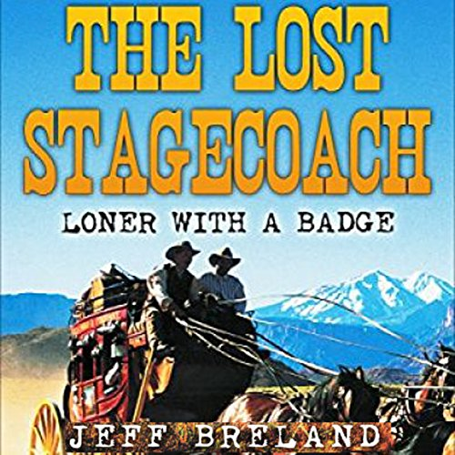 The Lost Stagecoach audiobook cover art