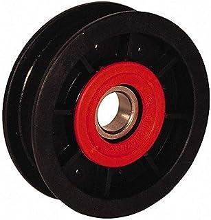 J Belt Cross Section Rubber 36 Length D/&D PowerDrive 4PJ915 Metric Standard Replacement Belt