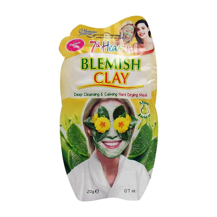 ポテトますます香港Montagne Jeunesse Blemish Mud Mask 20gr [並行輸入品]