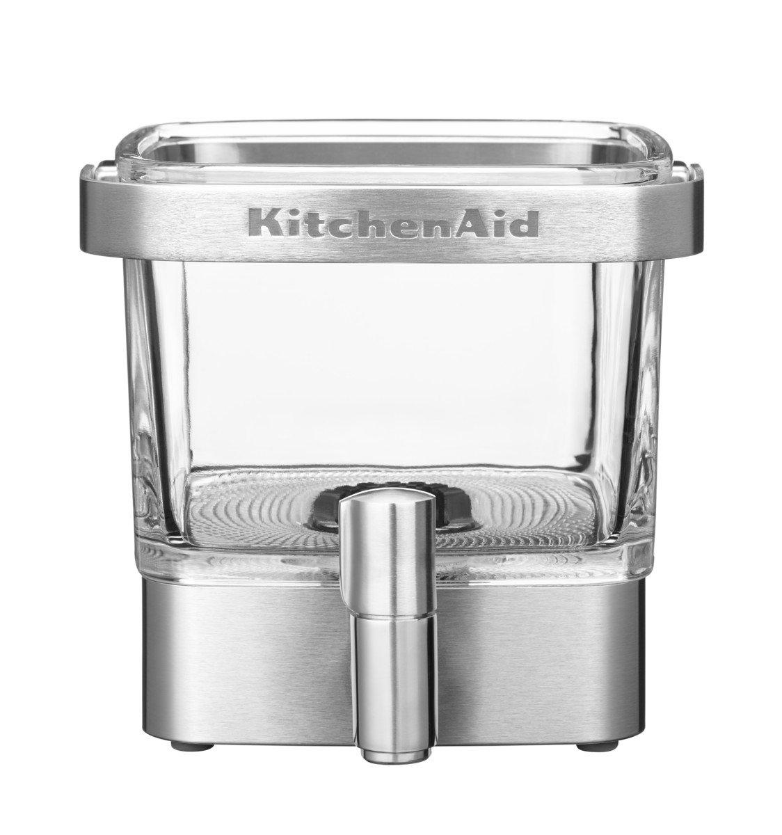 KitchenAid 5 kcm4212sx Cold de Brew – Cafetera, acero inoxidable ...