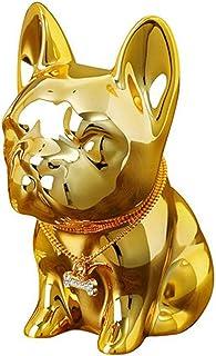 Luckyw Miljöharts skulpturornament, barns spargris, mode kreativ födelsedagspresent för barn
