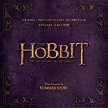 The Hobbit: The Desolation of Smaug: Original Motion Picture Soundtrack Special Edition by Howard Shore (2013-12-10)