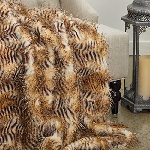 Best Review Of Plutus Brands Plutus Porcupine Luxury Throw, 80″ L x 110″ W Full