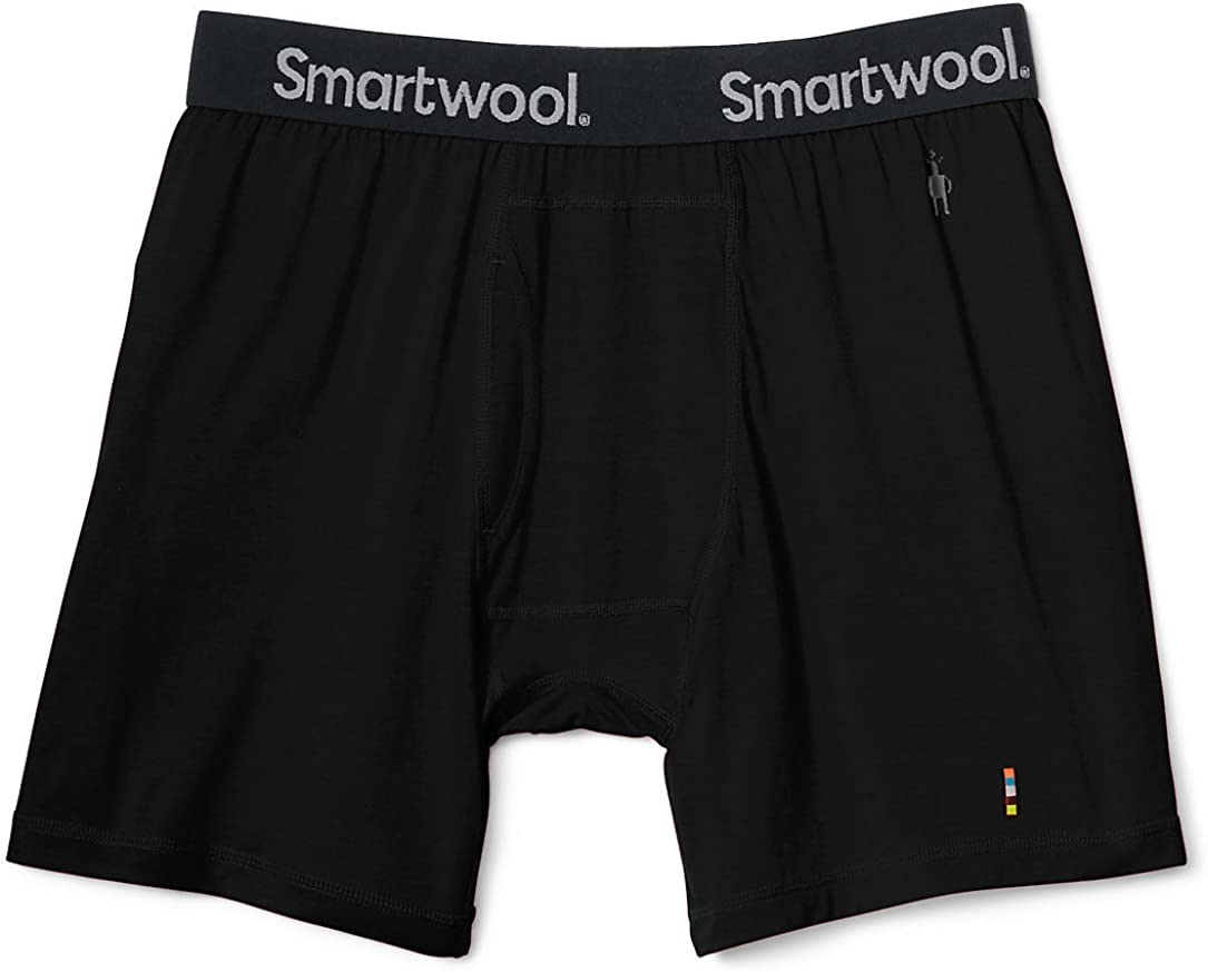 Smartwool Men's 150 Boxer Brief Boxed Slim Fit Underwear