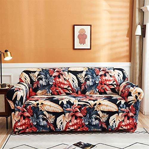 Funda De Sofá Elástica/Funda De Sofá Funda Protectora De Sofá Decorativa Universal/Cojín Protector De Sofá De Sala De Estar En Casa 3 Seater (190-230 cm)