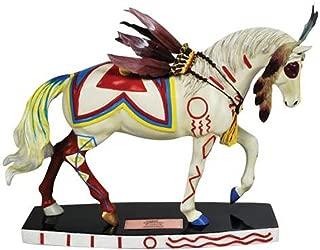 Westland Giftware Warrior Quarter Horse 6-1/2-Inch Resin Figurine