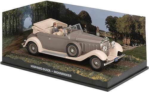 007 James Bond Car Collection  59 Hispano-Suiza (Moonraker)