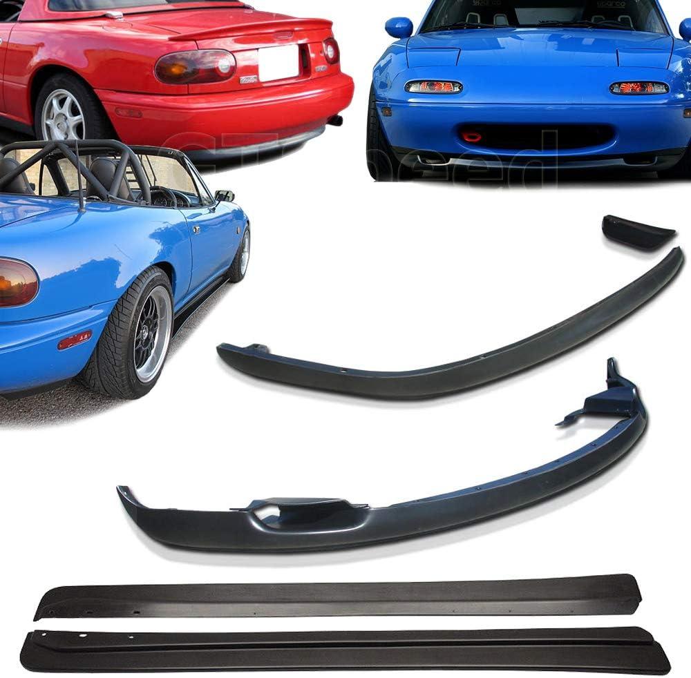 購買 GT-Speed Compatible Replacement for 3x Front RS + Rea 定価の67%OFF Combo