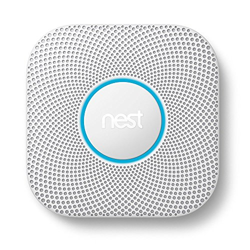 Our #1 Pick is the Google Nest Protect Smoke + Carbon Monoxide Alarm (2nd Gen)