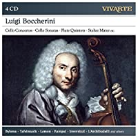 Luigi Boccherini: Cello Concertos Cello