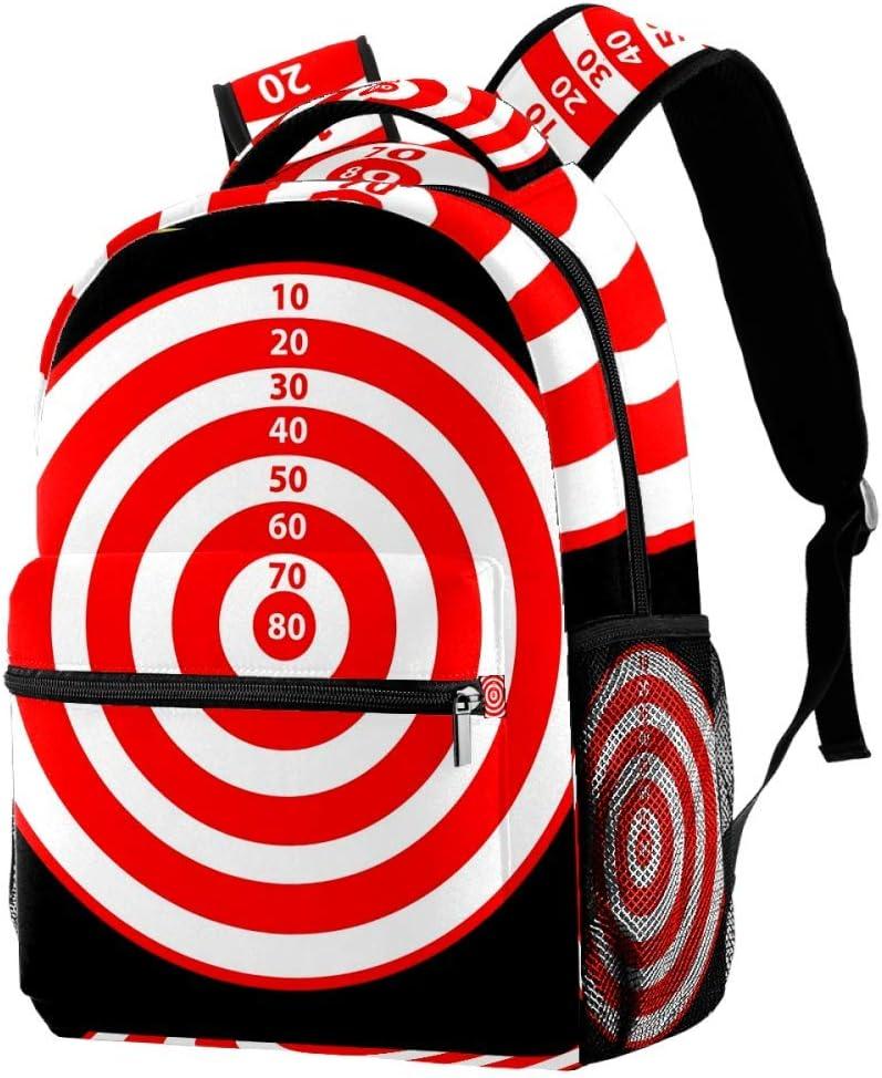 LORVIES - Mochila de hombro para tiro con arco y dianas