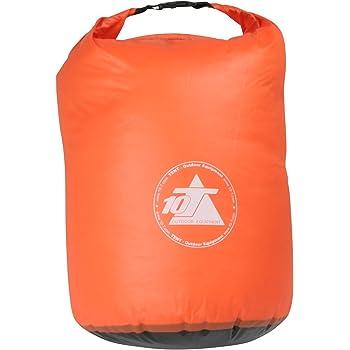 10T Dry Bag WPD 35 Liter wasserdichter Packsack Ø30x60cm Stausack Seesack Rollbeutel Tasche 200g
