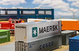 FA 180840 - 40 Hi Cube Container Maersk, Accessories for Model Railway, Model Making
