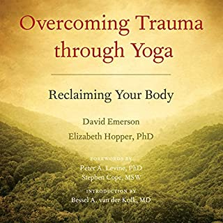 Overcoming Trauma Through Yoga cover art