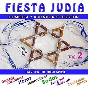 Fiesta Judia, Vol. 2